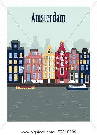 Amsterdam. Netherlands.