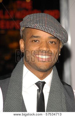 Larenz Tate at 'The Book Of Eli' Premiere, Chinese Theater, Hollywood, CA. 01-11-10