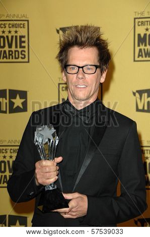 Kevin Bacon at the 15th Annual Critic's Choice Awards, Hollywood Palladium, Hollywood, CA. 01-15-10