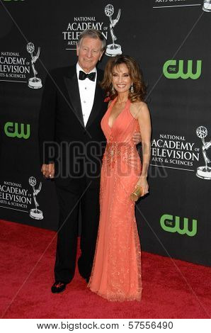 Helmut Huber and Susan Lucci at the 36th Annual Daytime Emmy Awards. Orpheum Theatre, Los Angeles, CA. 08-30-09