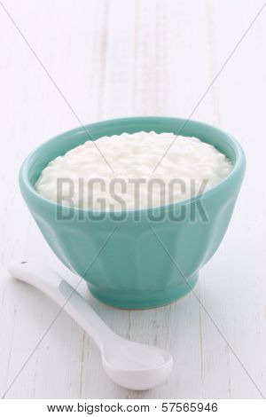 Delicious Fresh And Healthy Cottage Cheese