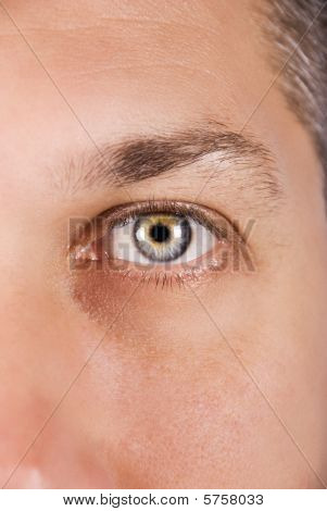 Blue Eye Man