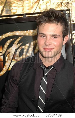 Cody Longo at the Los Angeles Premiere of 'Fame'. Pacific Theatres at The Grove, Los Angeles, CA. 09-23-09