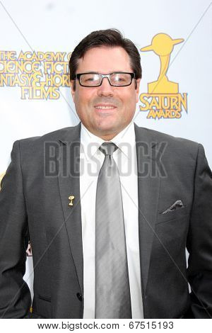 LOS ANGELES - JUN 26:  Jeff Rector at the 40th Saturn Awards at the The Castaways on June 26, 2014 in Burbank, CA