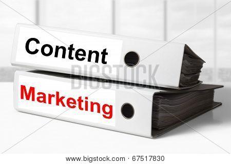 Office Binders Content Marketing