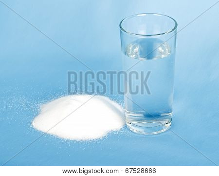 Daily Alkalizing With Sodium Bicarbonate