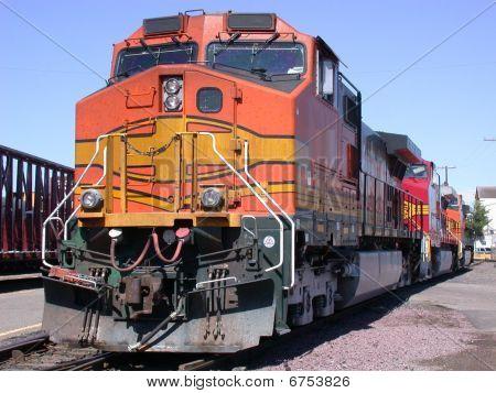 Railroad Locomotive Consist