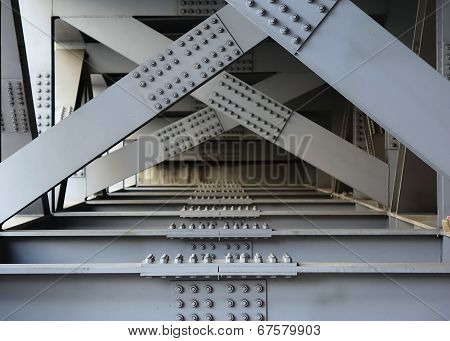 Massive Girder Bridge