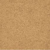 A typical compressed brown shaded cork background poster