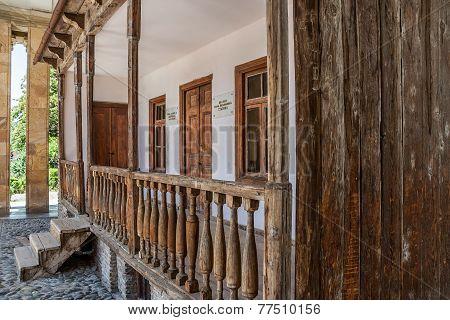 House Of Birth Of Stalin In Gori