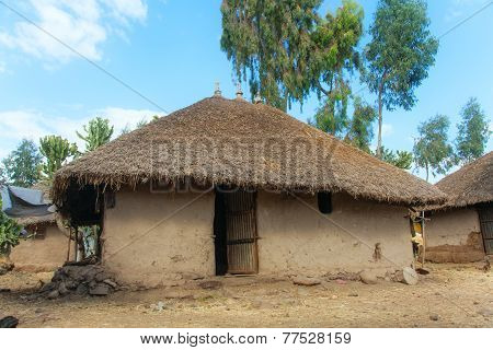 Traditional Ethiopian House