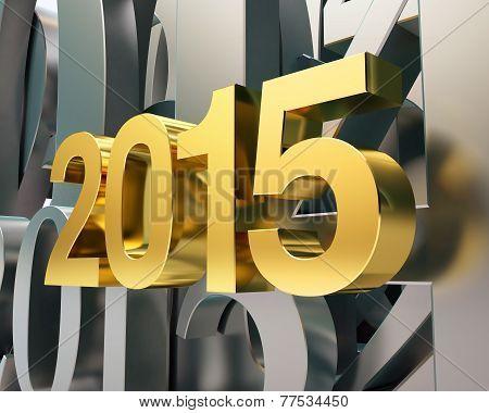 golden year 2015