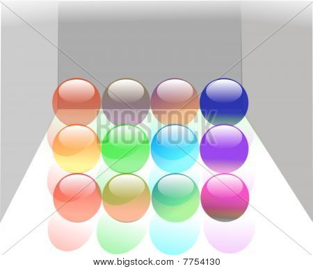 Color Marbles