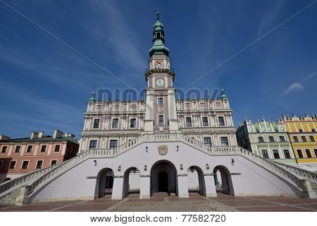 Zamosc - Town Hall