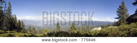 Panoramic Point, Sequoia National Park