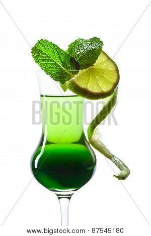 Peppermint Liqueur