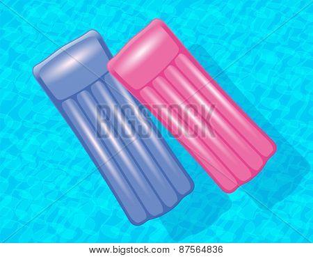 Air Mattresses Swimming Pool