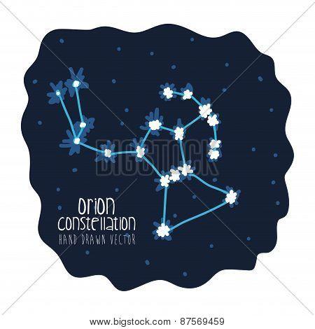 orion constelation design