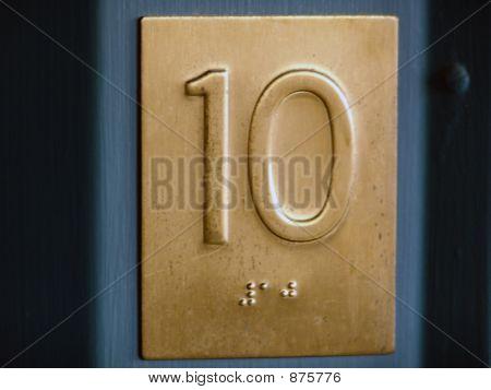 Gold 10