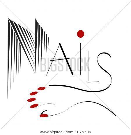 Nail Design Element