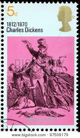 Micawber Stamp