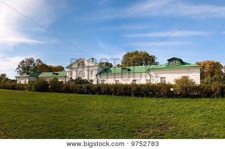 Country Estate at Yasnaya Polyana
