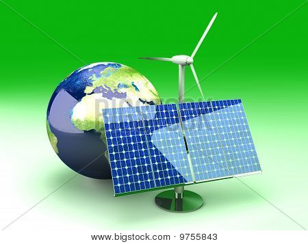 Alternative Energy - Europe..