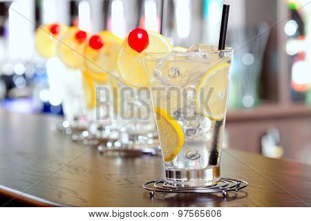Cocktails Collection - Tom Collins