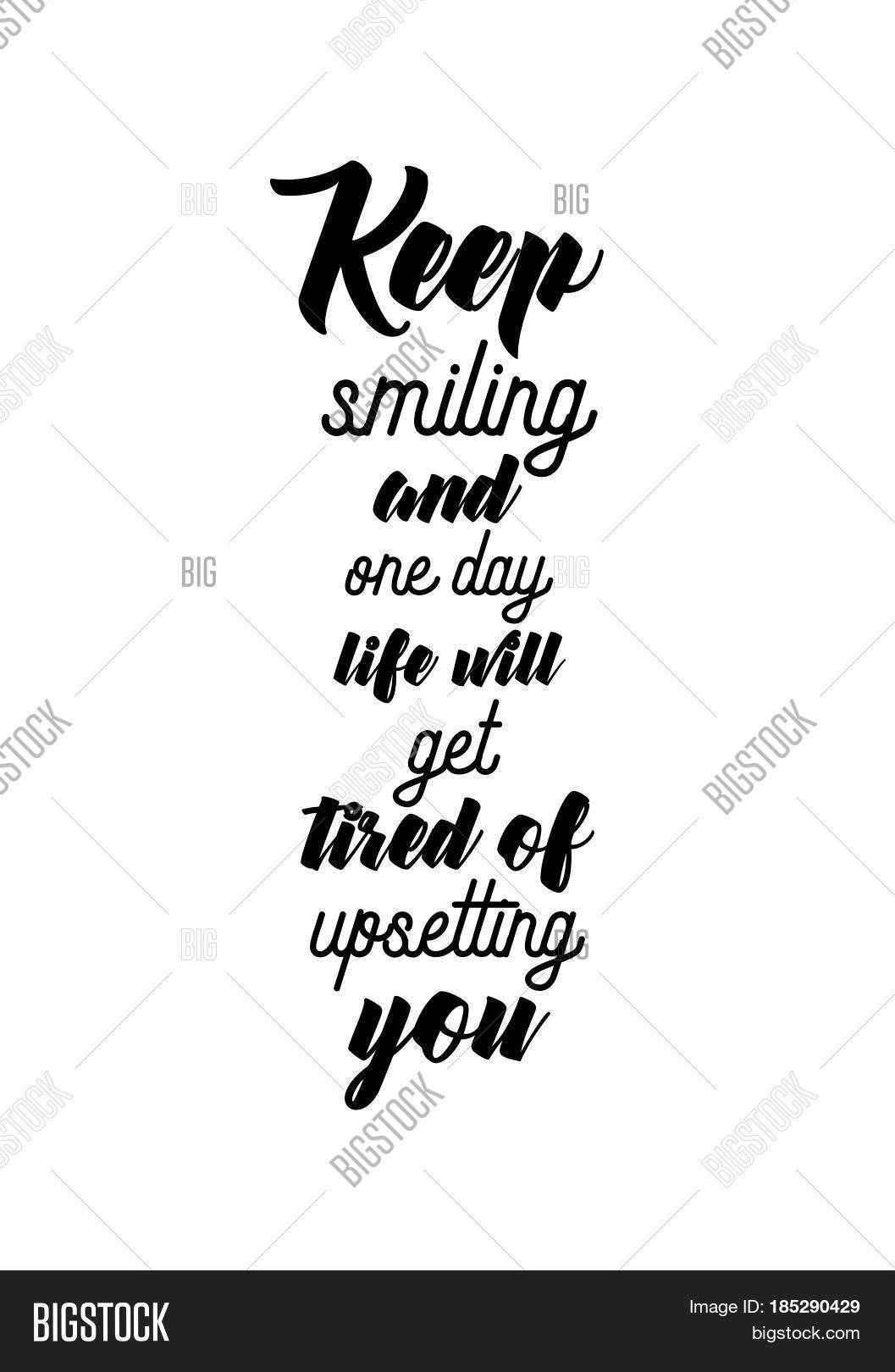 Lettering Quotes Vector & Photo (Free Trial) | Bigstock