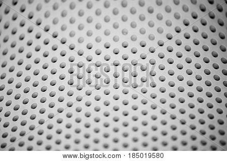 White grid texture pattern. Rectangular lattice on the computer. Mock-up