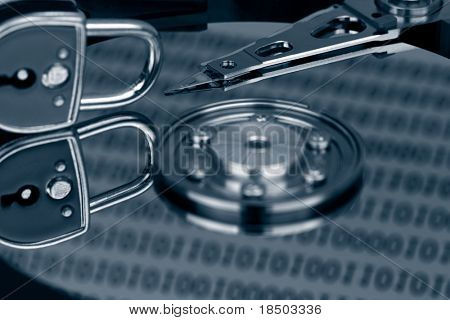 Encryption (Data security)