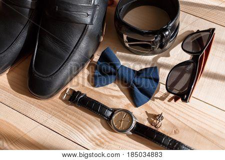 Businessman Accessories. Man's Style. Men's Accessories : Men's Butterfly, Men's Shoes , Men's Watch