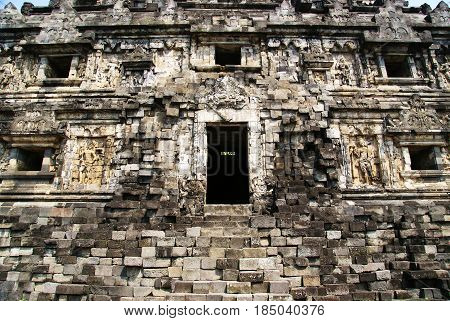 Sari Temple is an 8th-century Buddhist temple in Yogyakarta, Indonesia
