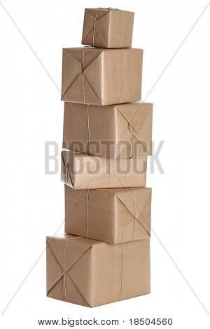 Isolated Parcels