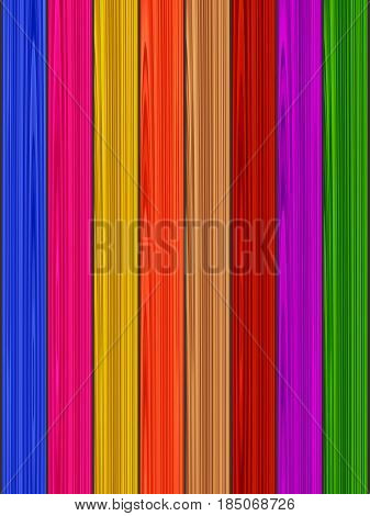 Color wooden plank texture background. Vector illustration.