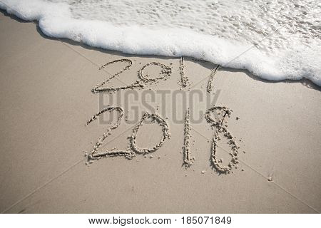 2018 in the Sand at the Beach