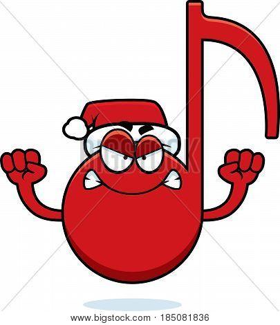 Angry Cartoon Christmas Music
