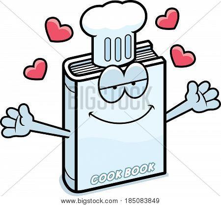 Cartoon Cookbook Hug