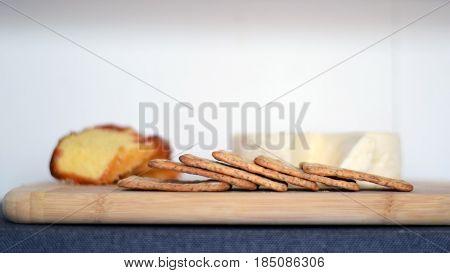 Traditional Brazilian Cheese Board