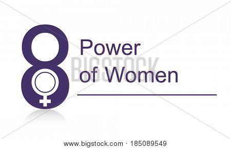 Women International Day Celebration Concept