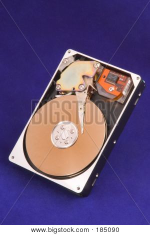 Shiny Hard Drive (hdd)