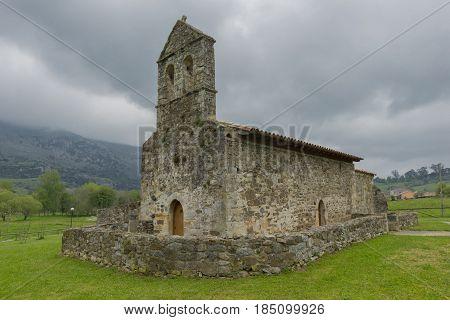 For The Hermitage Of San Juan De Ciliergo In Panes, Asturias