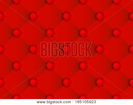 upholstery red pattern vector abstract background vector illustration
