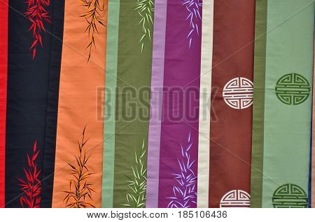 Asian Handycraft Textile Fabric In Vietnam