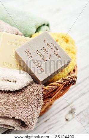 100% Vegetal Soap
