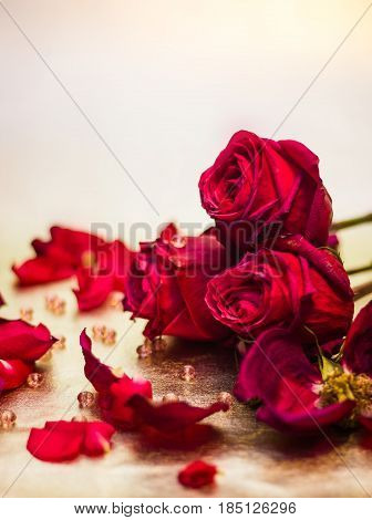 Roses And Beads