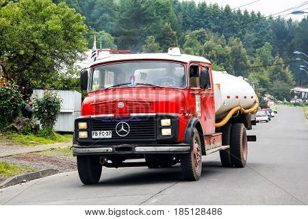 Mercedes-benz L 1113