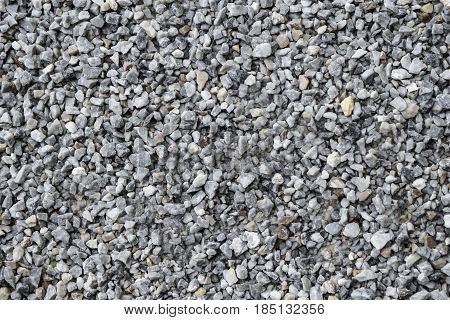 lose up of gravel aggregate seamless background