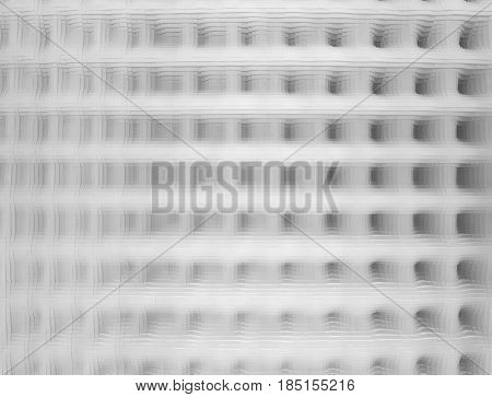 Horizontal black and white grid texture background hd