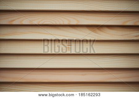 The texture of the blinds in the tree.Wood not processed, light, pine